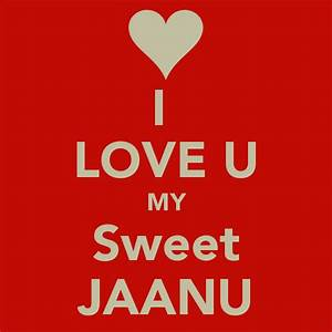 Download I Love U Janu Wallpaper Gallery
