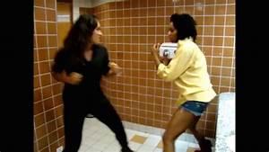 no signal bathroom fight youtube With school bathroom fight
