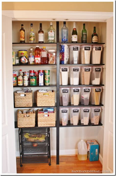 how to organize kitchen pantry get inspired 10 amazing pantry makeovers how to nest 7300