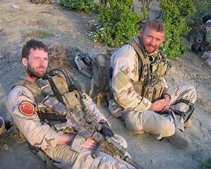 US Navy SEALs Mike Murphy and Matt Axelson. They were good ...