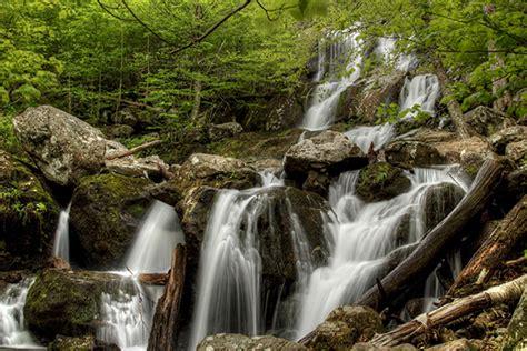 hikes  virginia waterfalls virginias travel blog