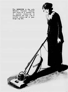Hoover Special Suction Sweeper