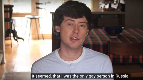 After Coming Out As Gay A Russian Violinist S New Reality Deceptive Cadence Npr