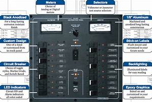 mtrac electrcic electrical contractor With electrical control panel labels