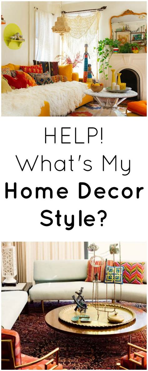 Whats My Decorating Style Decoratingspecial