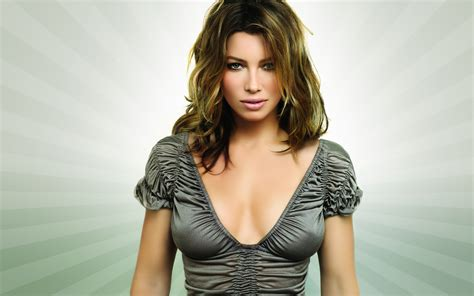 Jessica Biel Wallpapers, Pictures, Images