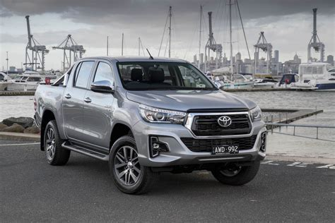toyota hilux officially announced  updated