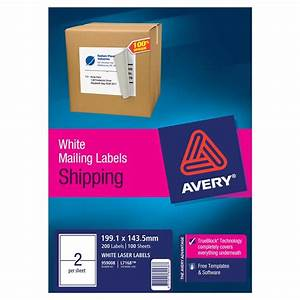 avery laser labels l7168 2 sheet cos complete office With avery labels 2 per page