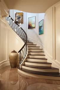 18, Palatial, Mediterranean, Staircase, Designs, That, Redefine, Luxury