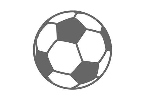 soccer ball stencil craftcutscom
