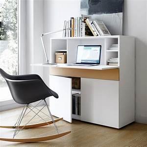 Meuble Pour Bureau : bureau meuble bureau d angle en verre lepolyglotte ~ Teatrodelosmanantiales.com Idées de Décoration