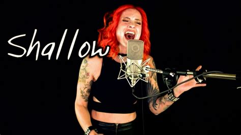 Shallow  Lady Gaga  Bradley Cooper Cover  A Star Is Born  Kati Cher  Ken Tamplin Vocal
