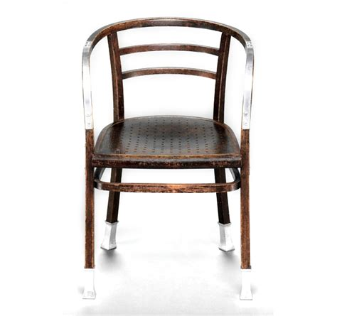 Coop Armchair Banking by Otto Wagner Vers Le Fonctionnalisme Cooperative Design