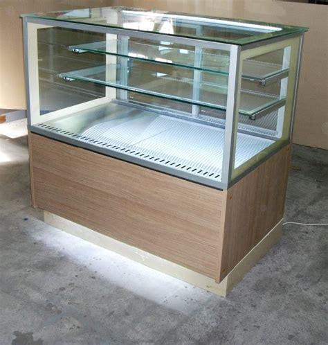 comptoir vitrine magasin occasion vitrine r 233 frig 233 r 233 e cube longueur 1m20