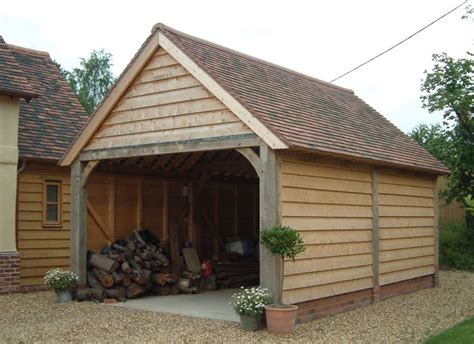 + Best Ideas About Wooden Garages On Pinterest