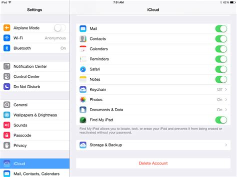 Howto Safely Delete Or Change An Icloud Account From