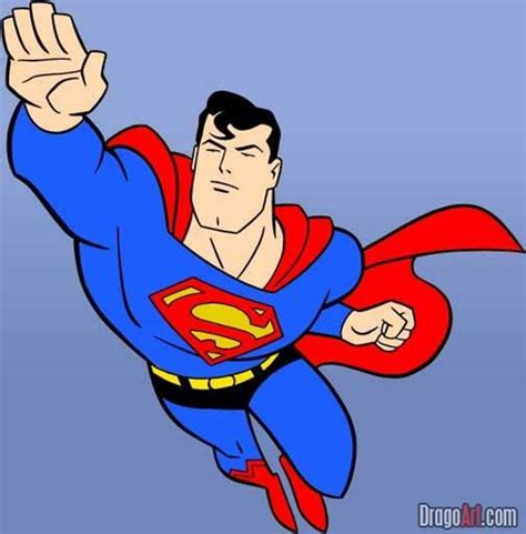 Image result for Superman cartoon