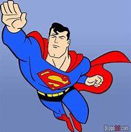 Image result for Superman cartoon