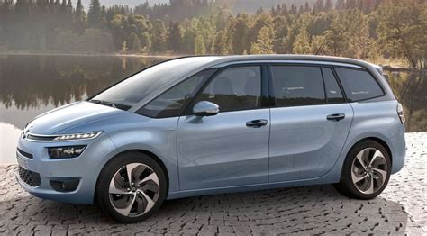 c4 picasso 2013 citroen c4 grand picasso 2013 official pictures by car magazine