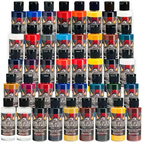 createx airbrush colors autos post