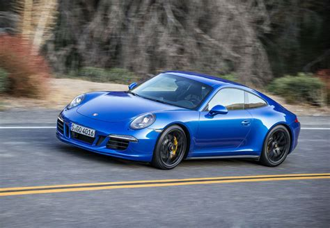 2015 Porsche 911 Carrera Gts, And We Mean