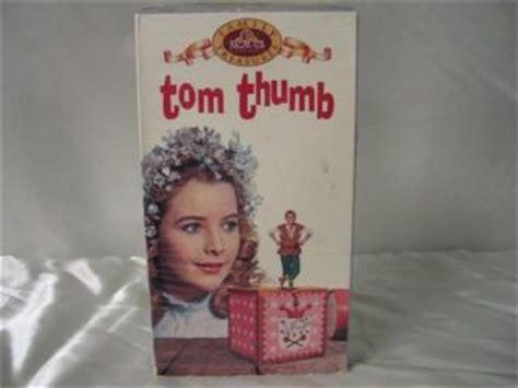 tom thumb service desk hours vhs russ tamblyn jan sterling john drew barrymore