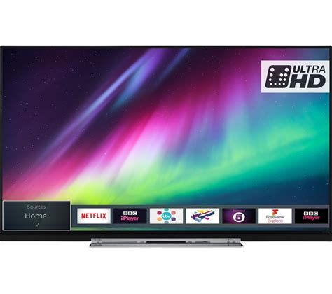 tv led 4k toshiba 55u7863db 55 quot smart 4k ultra hd hdr led tv fast