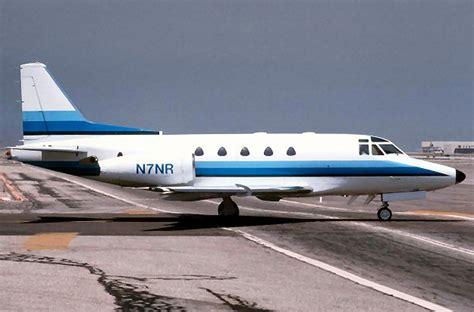 N.A. Sabreliner 65
