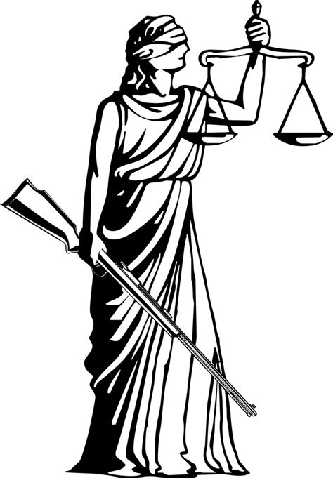 Lady Justice Drawing at GetDrawings | Free download