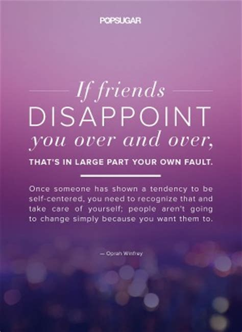 Quotes About Best Friends Disappointing You