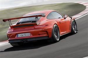 Official 2016 Porsche 911 GT3 RS