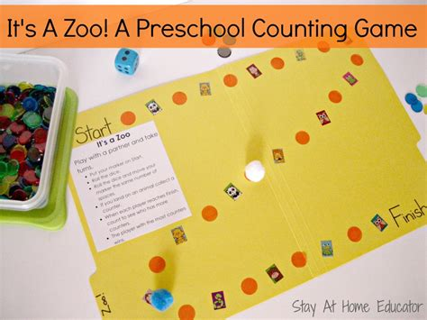it s a zoo a preschool counting 414 | Its a Zoo A Preschool Counting Game Stay At Home Educator 1000x750