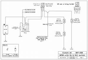 Battery Master Switch Wiring Diagram  U2013 Volovets Info