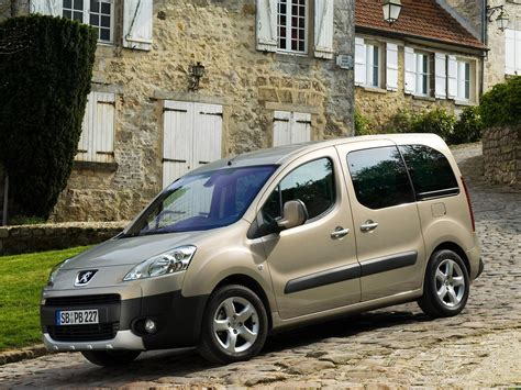 Fotos De Peugeot Partner Tepee 2009 Foto 6