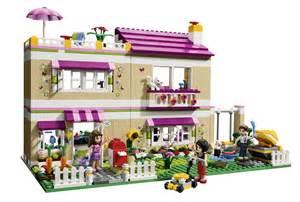 lego friends 3315 olivia 39 s house i brick city