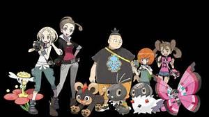 pokemon pokemon x y gym leader walkthrough shalour city