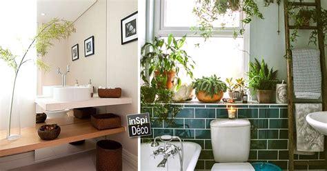 inspi pour d 233 corer la salle de bain avec des plantes 20 id 233 es d 233 co