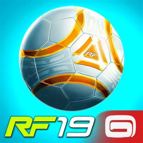 real football 2019 2018 android box cover mobygames
