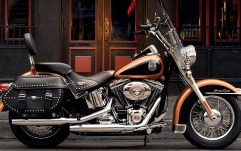 Harley Davidson Softail Heritage Classic 2008 Wallpapers