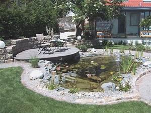 Wasser Im Garten Modern : fotos gartengestaltung ideen ~ Articles-book.com Haus und Dekorationen