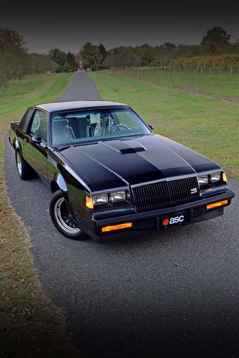 mythical    buick gnx  real