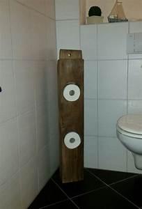 Wc Rollenhalter Stehend : die besten 25 wc rollenhalter ideen auf pinterest rollenhalter wc papierhalter und ~ Orissabook.com Haus und Dekorationen