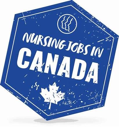 Canada Nursing Jobs Travelnurse Staffing Healthcare Map