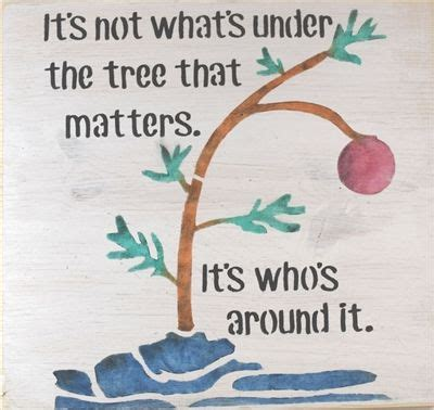 charlie brown christmas its not whats under the tree quote 39 best winter sign stencils images on sign stencils stenciling and