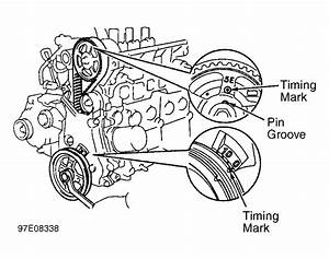 1996 Toyota Tercel Serpentine Belt Routing And Timing Belt