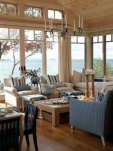 99, Rustic, Lake, House, Decorating, Ideas, 36, With, Images