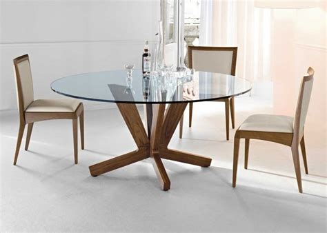 glass top dining table ideas  pinterest