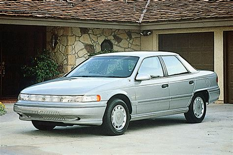 how do cars engines work 1993 mercury sable windshield wipe control 1990 95 mercury sable consumer guide auto