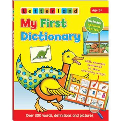 letterland my dictionary etc educational letterland my dictionary etc educational 93244