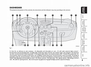 Fiat Qubo 2009 1 G Owners Manual  202 Pages